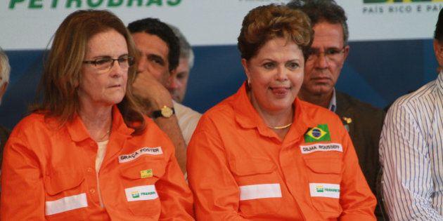 Dilma contra-ataca: 'a Petrobras resistiu às tentativas de desvirtuá-la, de reduzi-la e