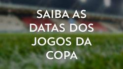 Calendário da Copa do Mundo
