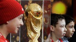 Taça da Copa chega ao Rio em 21 de abril e você poderá
