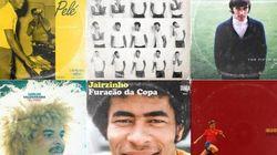 Futebol X Música: capas de discos inspiradas em grandes nomes do