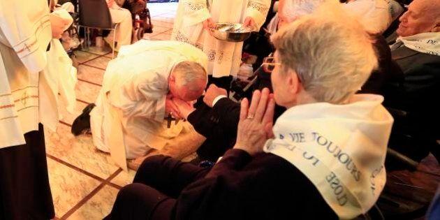 Semana Santa: Papa Francisco inova mais uma vez no ritual do