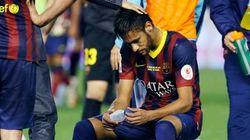Logo agora? Neymar se lesiona e fica quatro semanas no