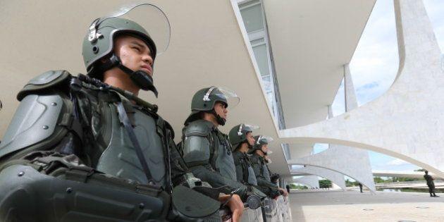 Forças Armadas vão agir para garantir a ordem na Copa, diz