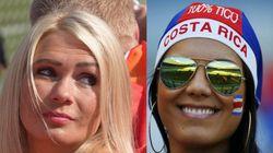 Holanda X Costa Rica: mata-mata de torcedoras nas quartas-de-final da Copa