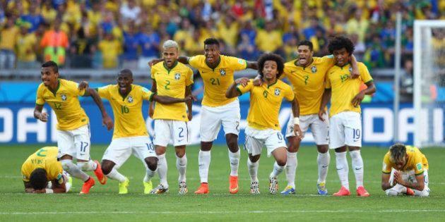 Quartas de final: Brasil vai de amarelo contra a Colômbia, que usará camisa