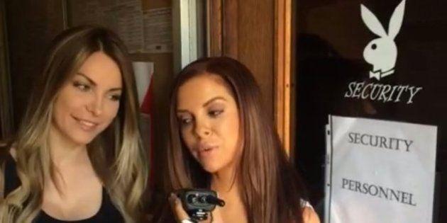 Vines de Crystal Hefner satirizam os bastidores da Mansão Playboy