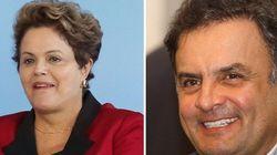 Datafolha: Dilma sobe, mas números confirmam segundo turno nas