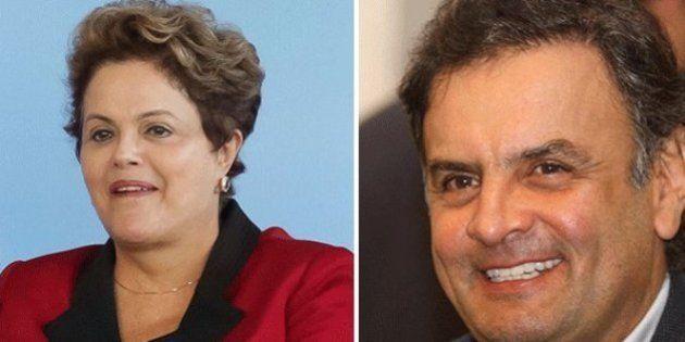 Dilma volta a subir em pesquisa Datafolha, mas números já apontam segundo