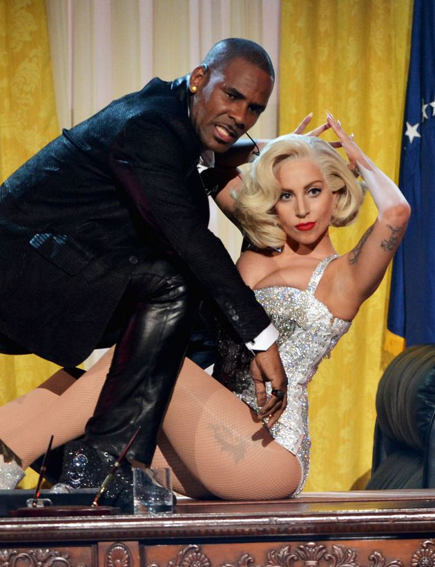 Lady Gaga apresentou
