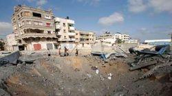 A situação na Faixa de Gaza está cada dia