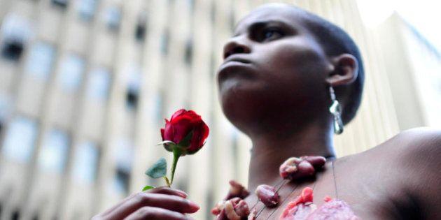 Ato político-cultural celebra memória de Cláudia Ferreira