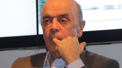 José Serra volta a ser internado em São