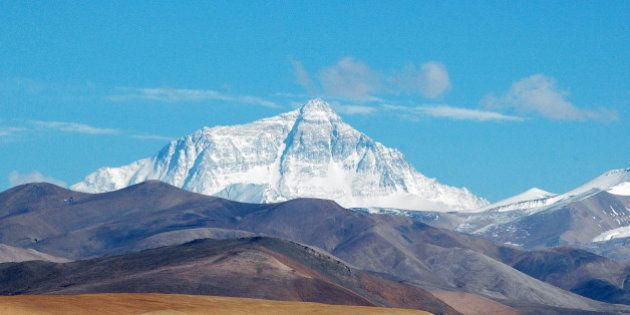 Project 365 #135 13/05/07Driving from Kathmandu to Lhasa, Day 2:Mt. Everest, the mother of the earth,...