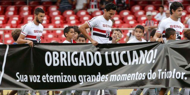 São Paulo, Cruzeiro e Atlético-PR vencem em dia de homenagens a Luciano do