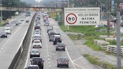 A hora certa para pegar estrada hoje (e evitar trânsito)