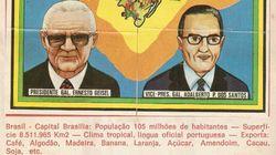 Os 'craques' do Brasil em figurinhas - mas não os que você está