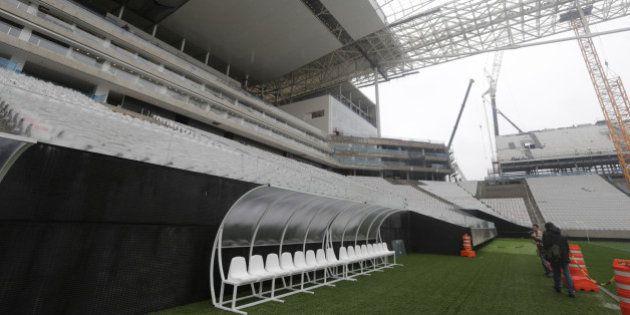 Valcke inicia em São Paulo vistoria final nos estádios da