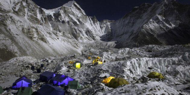 Pode ser o fim das escaladas no Everest este
