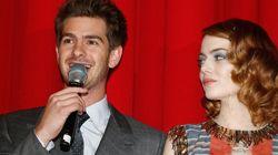 Emma Stone repudia publicamente comentário machista do namorado Andrew