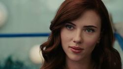 Scarlett Johansson nua. Sim,