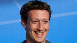 Mark Zuckerberg está rindo à toa. Descubra o