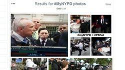 #MyNYPD: um ~~case~~ de sucesso nas redes