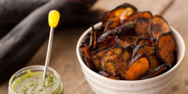 12 salgadinhos vegetarianos que vão fazer você querer comer