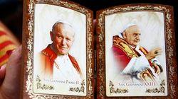 Santos: João Paulo II e João