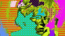 Andy Warhol: novidades vindas direto de disquetes