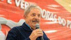 Lula candidato no lugar de