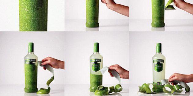 Embalagens criativas para coisas simples do cotidiano
