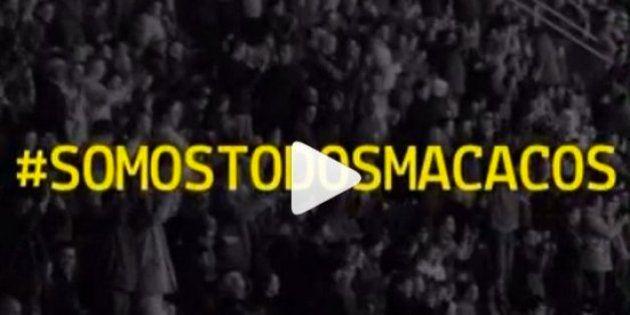O 'movimento' #somostodosmacacos não passa de uma campanha