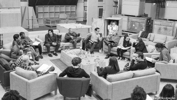 'Star Wars: Episódio VII': elenco de novo filme tem Harrison Ford, Mark Hamill e Carrie Fisher da saga