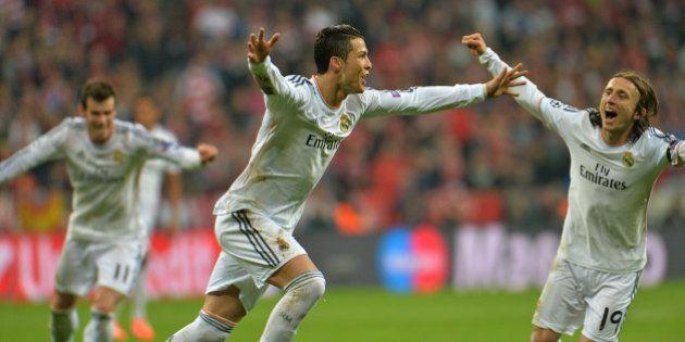 Liga dos Campeões: Real Madrid atropela Bayern e é