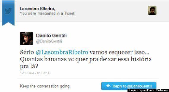 Danilo Gentili, bananas e macacos: Justiça não vê crime em piada do humorista com empresário
