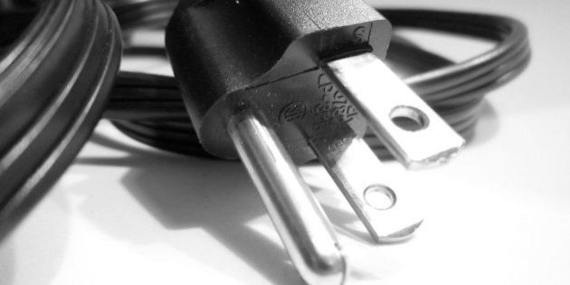 Power plugs are ubiquitous. Can you make a creative photo of such a common thing? Try it
