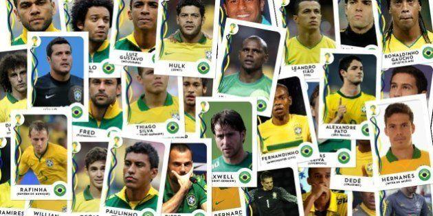 #FicaDicaFelipão: fizemos um álbum com os já convocados, apostas e também quem só vai ver a Copa pela