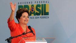 Na TV, Dilma anuncia novidades e ataca a