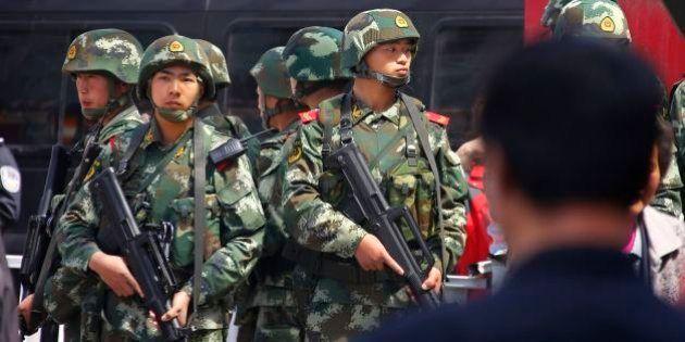 China culpa extremistas religiosos por bomba em estação de