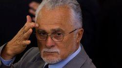 Ex-presidente do PT está de volta à prisão no