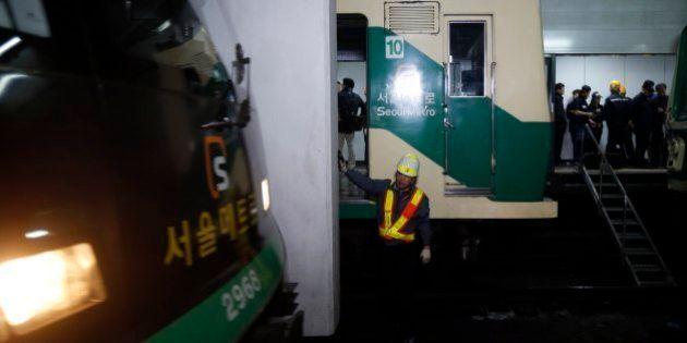 Mais um acidente de transporte na Coreia do Sul em menos de 2