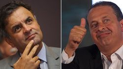 Aécio quer aliança com Eduardo Campos e Marina