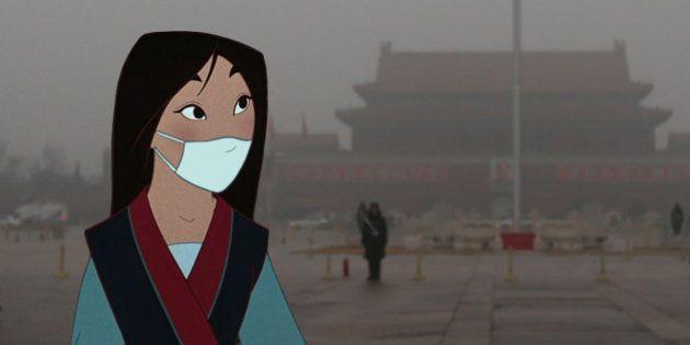 Jeff Hong e a versão realista dos filmes da Disney