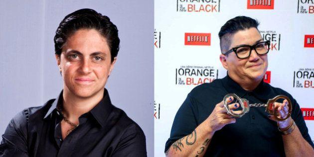 Lea Delaria, de Orange is the New Black: 'Thammy Gretchen é uma versão brasileira de