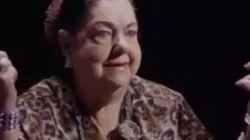 Vidente Mãe Dináh morre aos 83 anos em São