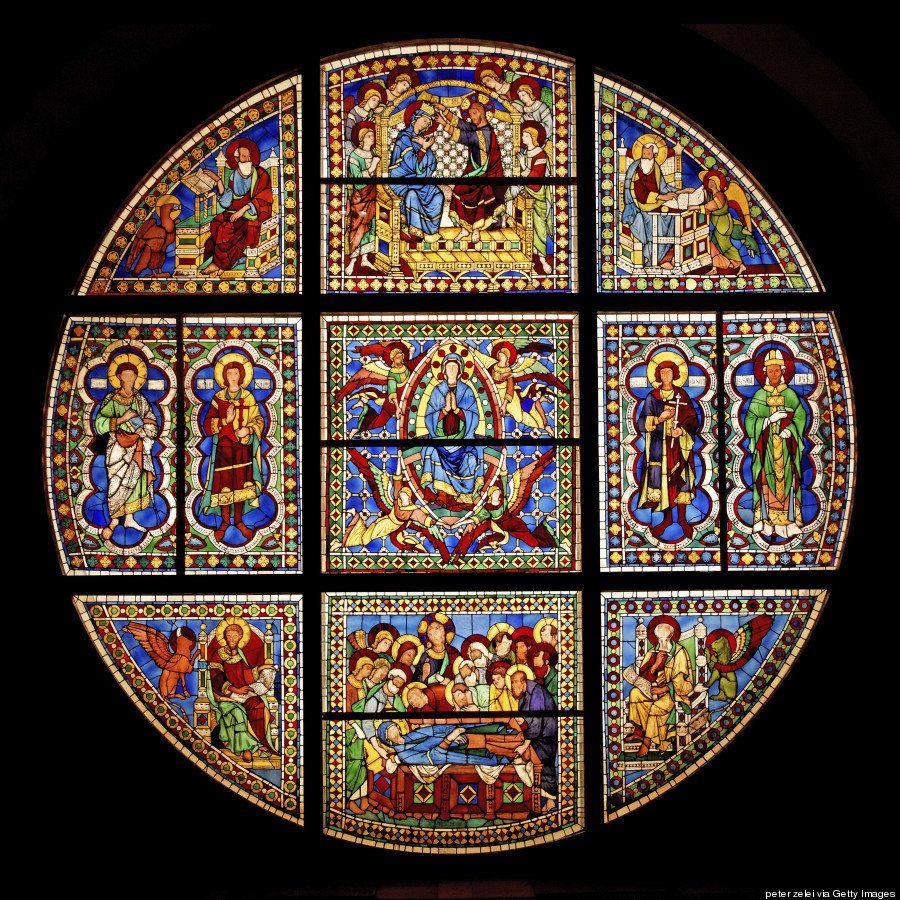 Igrejas, Catedrais e os vitrais mais incríveis do mundo