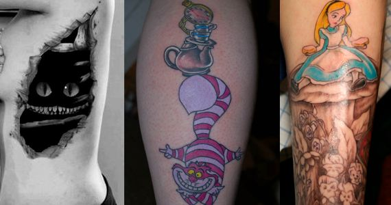 8 livros que inspiraram tattoos (corajosas) por
