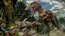 O que o mais novo dinossauro descoberto e o Pinóquio têm em