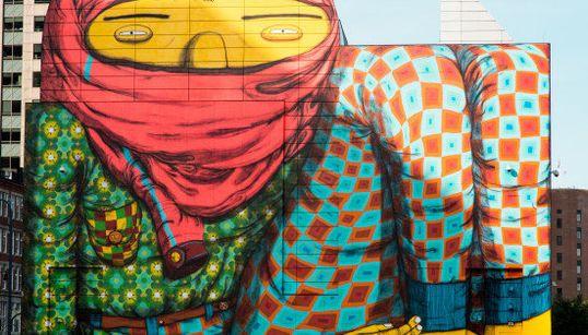 25 artistas que estão mudando a arte de rua em todo o