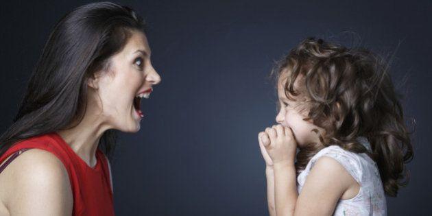 Uma importante lição sobre gritar com os